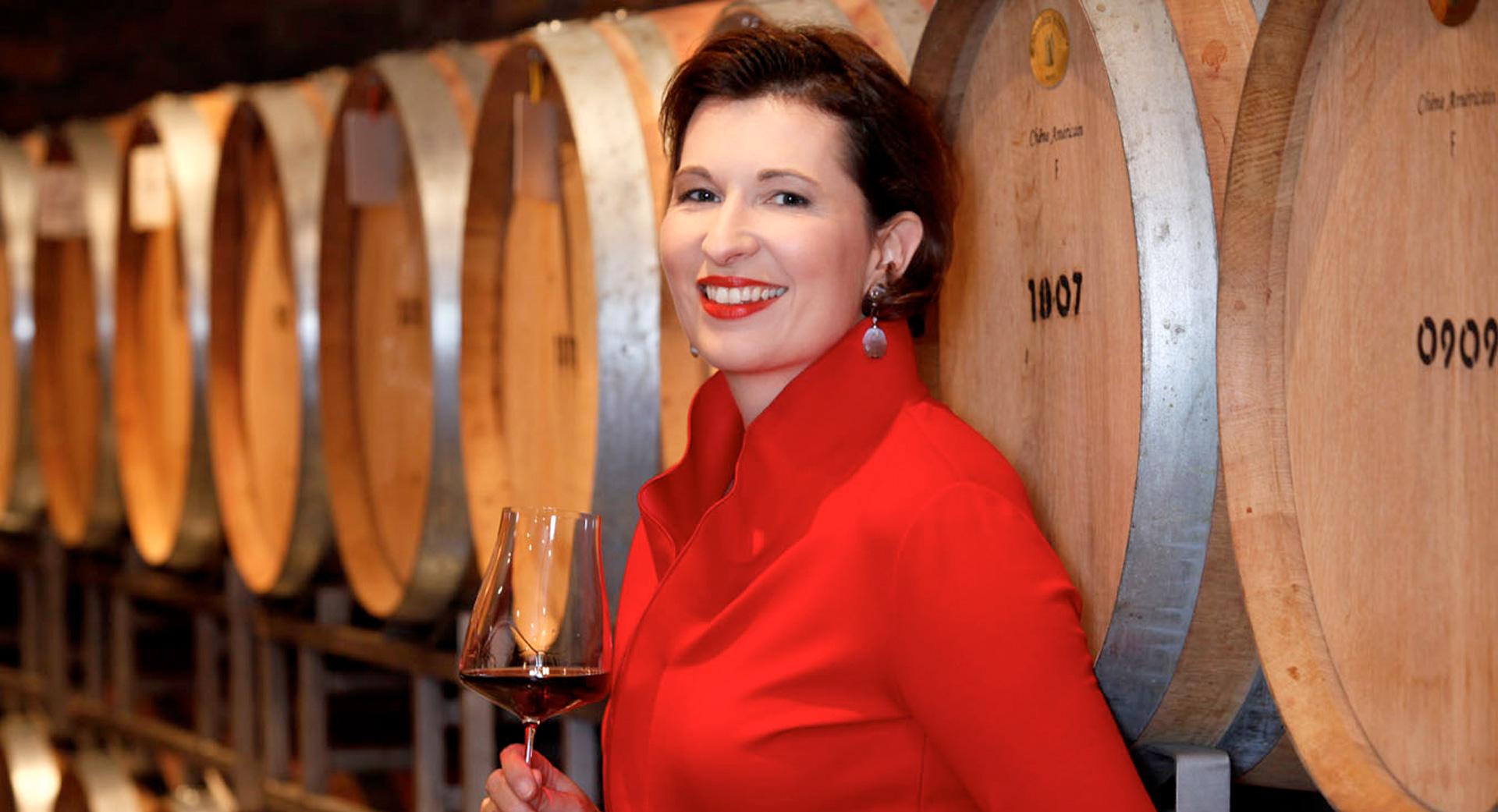 Romana Echensperger - Master of Wine